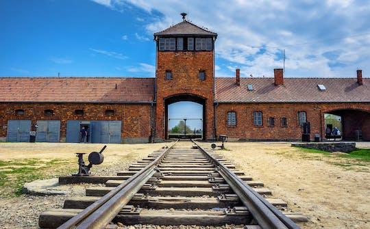 Аушвиц - Биркенау экскурсия из Кракова с аудиогидом на Вавеле