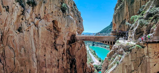 Caminito del Rey guided tour