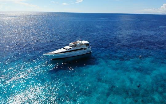TUI Klein Curaçao island with Miss Ann boat trip