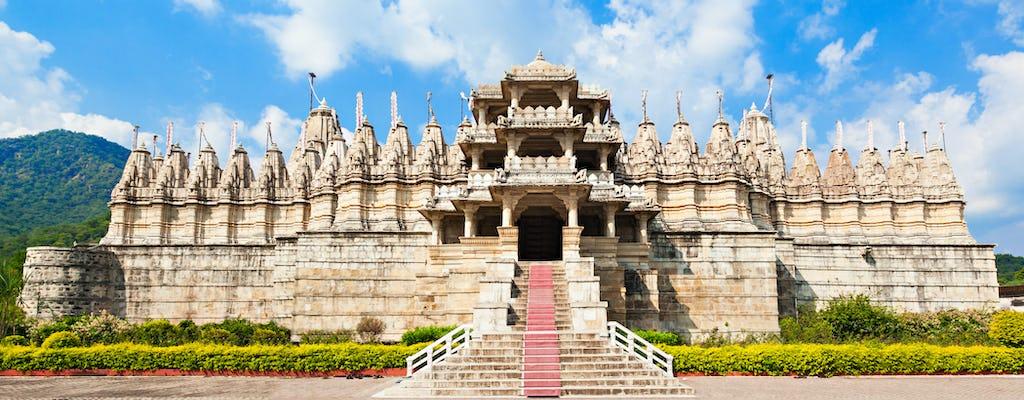 Ausflug zu den Ranakpur Jain Tempeln von Udaipur