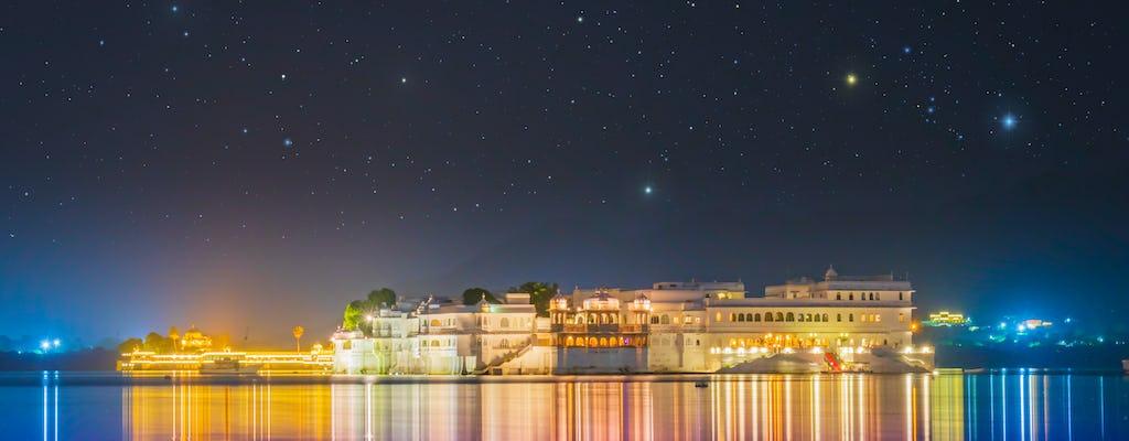 Udaipur unter den Sternen