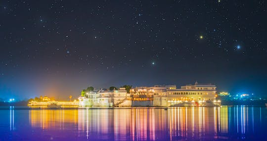 Udaipur under the stars