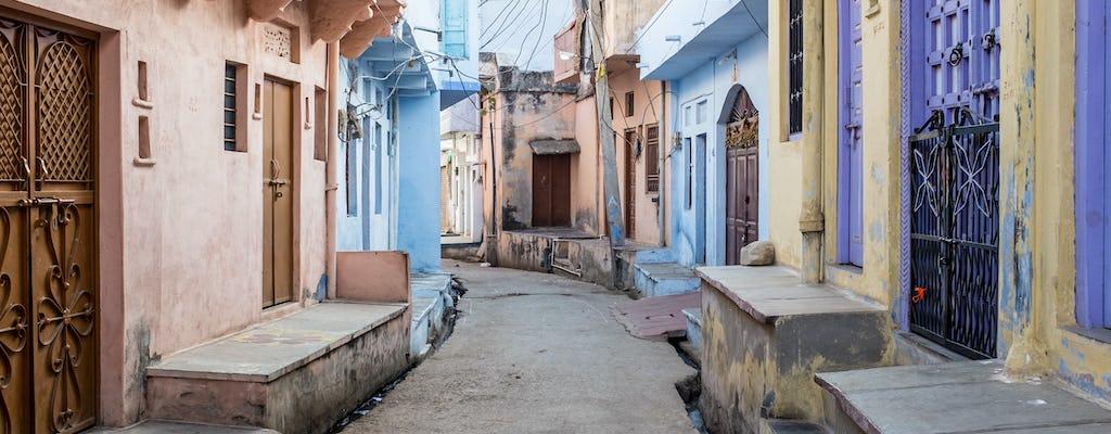 Heritage walk through Udaipur