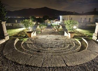 """Biglietti per """"Visita al buio - Speciale Halloween"""" a Villa Della Porta Bozzolo"""