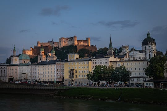 Self-guided Discovery walk in Salzburg with musical history of Mozart
