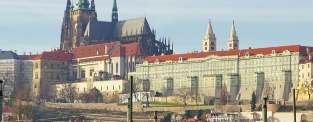 Promenade découverte autoguidée dans le quartier juif de Prague