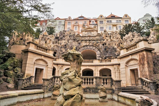 Self-guided Discovery Walk of hidden Prague in Vršovice, Vinohrady and Žižkov