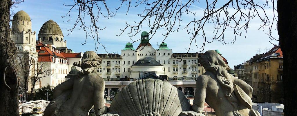 Zelfgeleide ontdekkingswandeling op de Gellért-heuvel in Boedapest