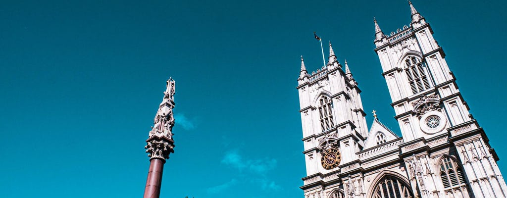 Private London tour with entries to Westminster Abbey and the Tower of London