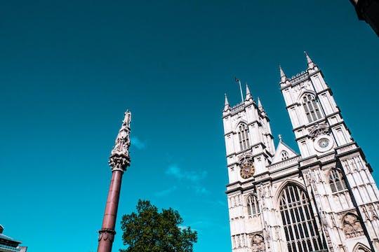 Tour privado por Londres com entradas para a Abadia de Westminster e a Torre de Londres