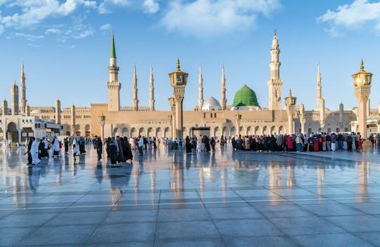 Passeio religioso pela Medina