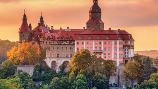 Day-tour to the pearls of Lower Silesia