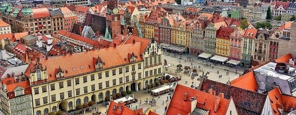 Wycieczka rowerowa po Wrocławiu z przewodnikiem