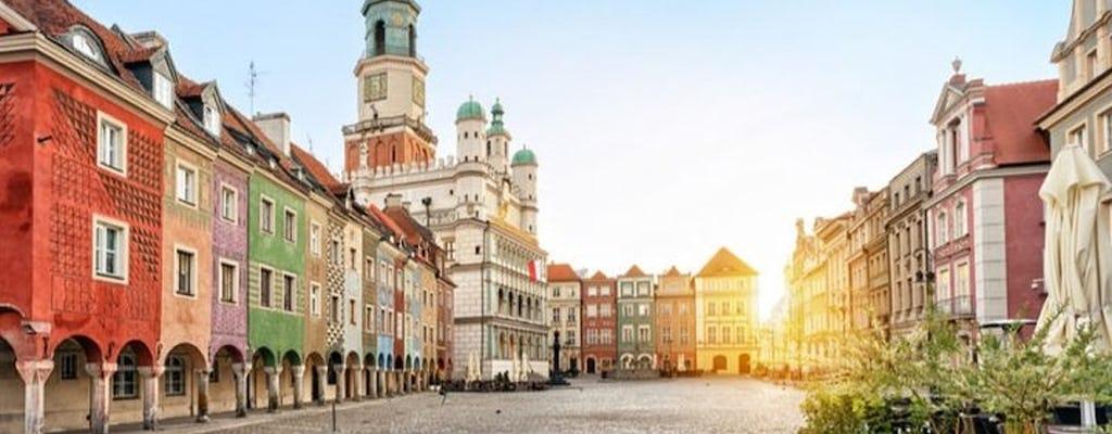 Passeio pelos destaques de Poznan