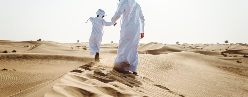 Safari por el desierto de Jeddah