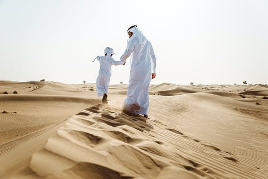 Jeddah Desert Safari