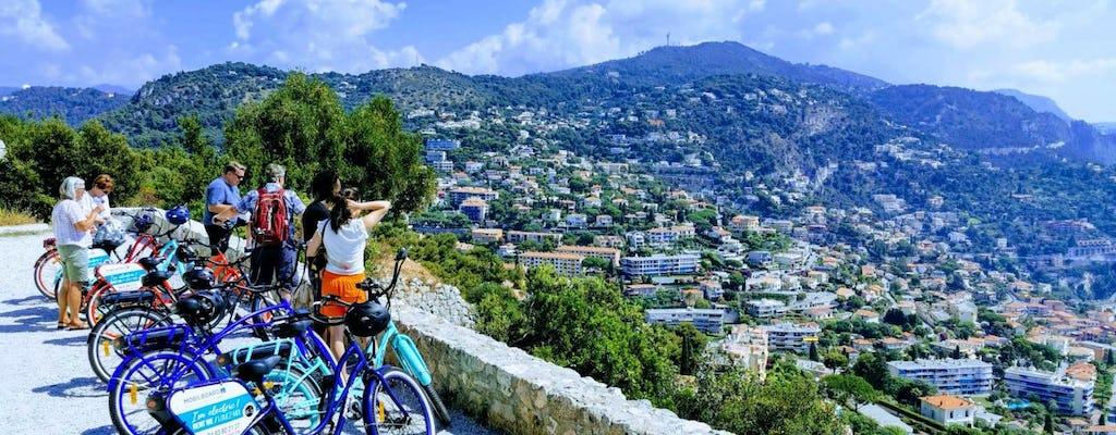 Alquiler diario de bicicletas eléctricas en Niza