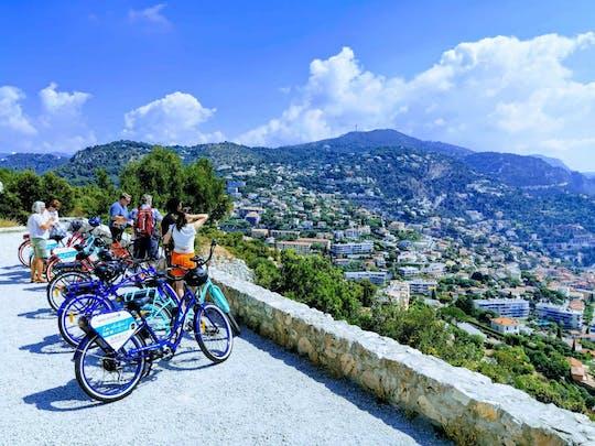 Прокат электрических ежедневный велосипед в Ницце