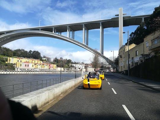 Wypożyczalnia samochodów Go w Porto