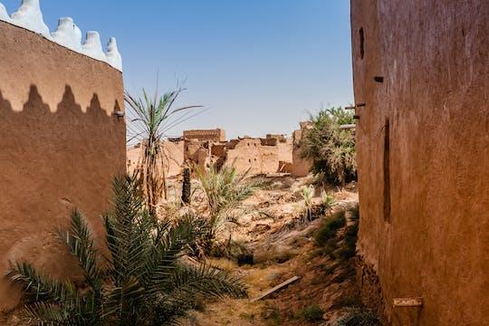 Tour del villaggio storico di Ushaiqer