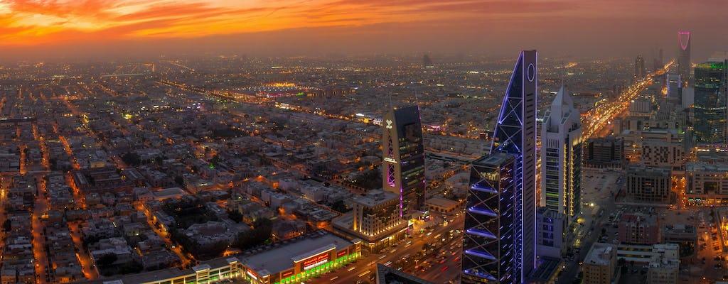 Tour por la ciudad de Riad