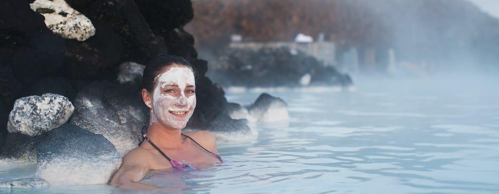 Admissão de conforto Blue Lagoon