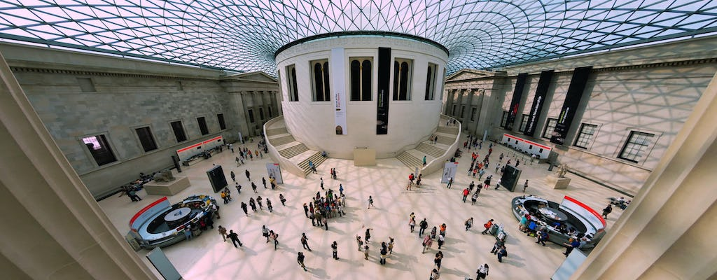 Private tour of the British Museum