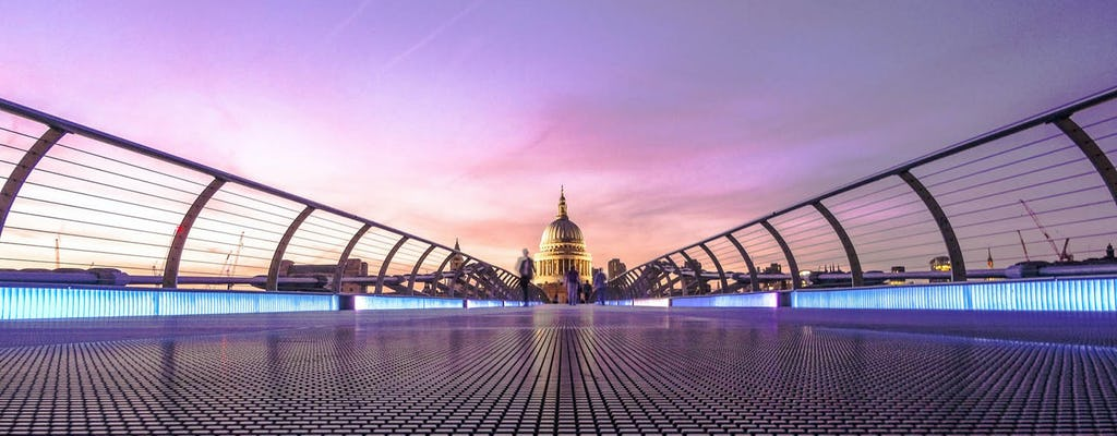 Private London tour with skip-the-line entry to St Pauls Cathedral