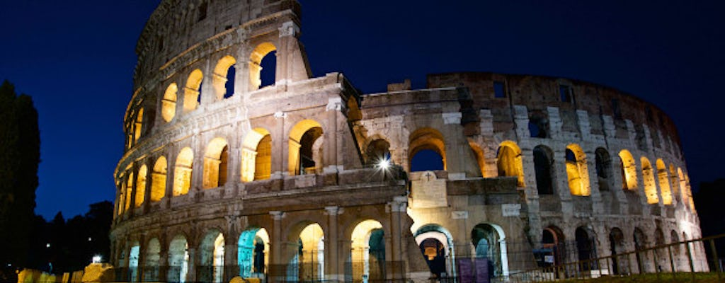 Private Rome photo tour from dusk to dawn