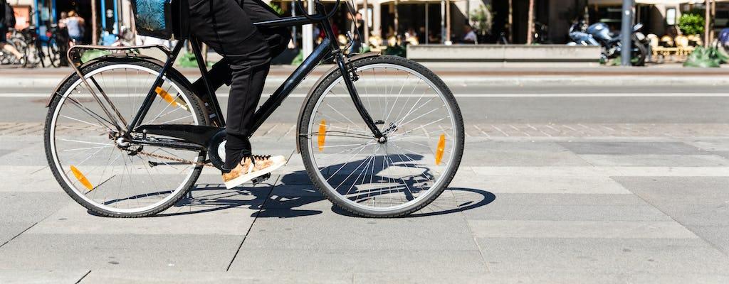 Wesentliche private Radtour durch Kopenhagen