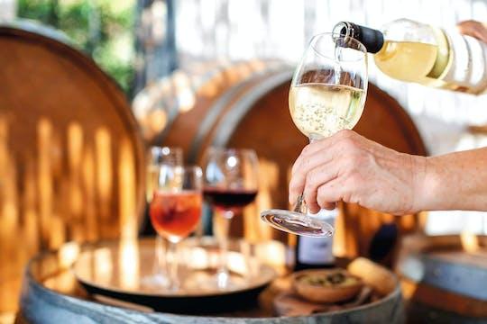 Paphos Villages & Winery Tour