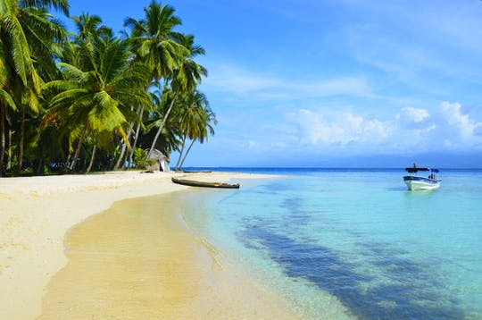 San Blas Islands Tour von Panama City