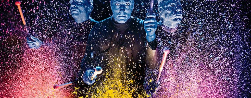 Las Vegas Blue Man Group's Show tickets