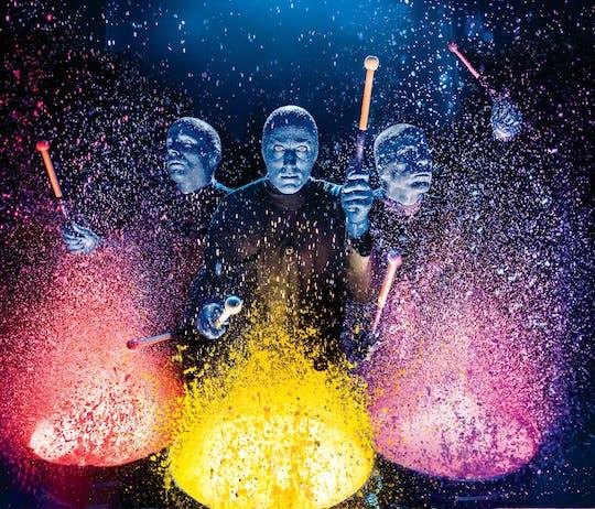 Tickets für die Las Vegas Blue Man Group-Show