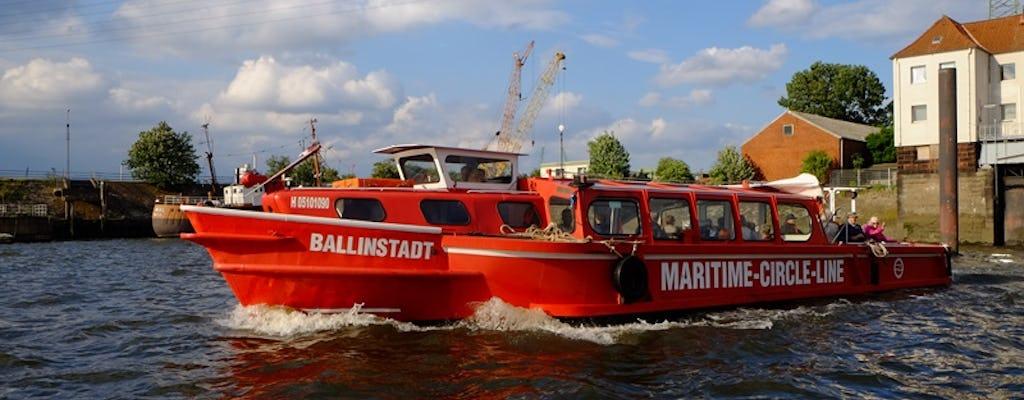 Passeio panorâmico pelo porto com ingresso do Emigration Museum BallinStadt