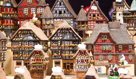 Alzackie jarmarki bożonarodzeniowe wspólna jednodniowa wycieczka ze Strasburga