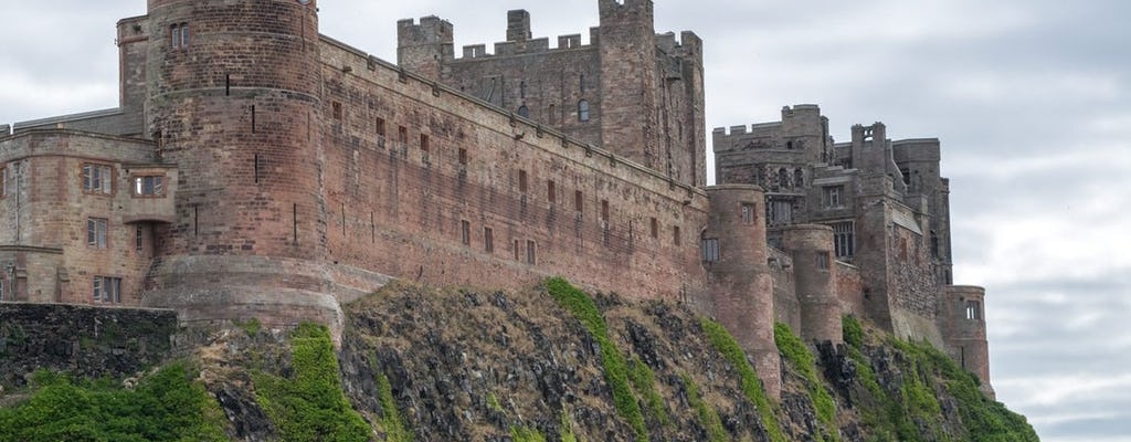 Viagem de um dia ao Castelo de Alnwick saindo de Edimburgo