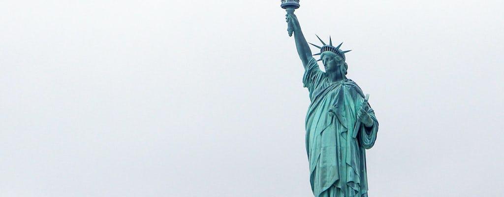 Tour rápido à tarde pela Estátua da Liberdade