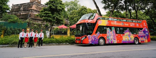 Hop-On Hop-Off Hanoi bus pass - 4, 24, or 48-hour