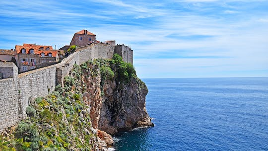 Dubrovnik city walls walking tour