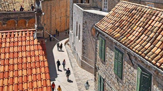 Tour guidato a piedi di prima mattina a Dubrovnik