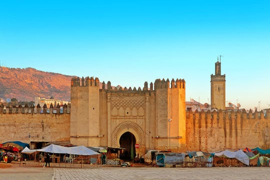 Fez sightseeing private tour