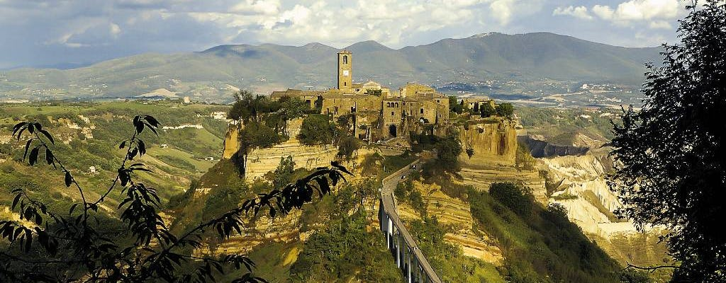 Civita di Bagnoregio walking tour