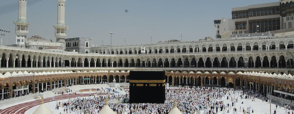 Half-day Makkah walking tour