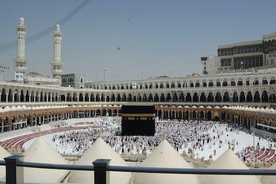 Tour a pie de medio día por la Meca