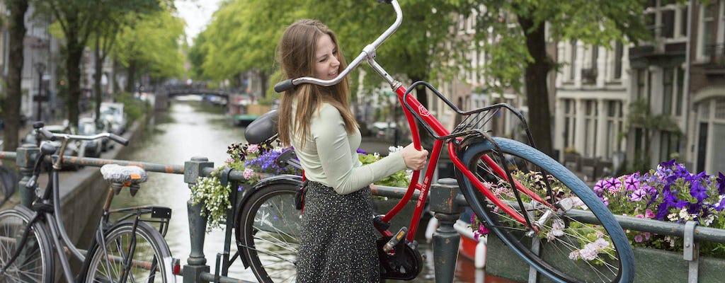 Wycieczka piesza Seven Sins po Amsterdamie
