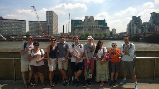 Bond met 007 in Londen