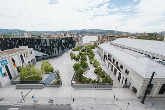 Ingresso de entrada no Museu Lavazza e visita guiada