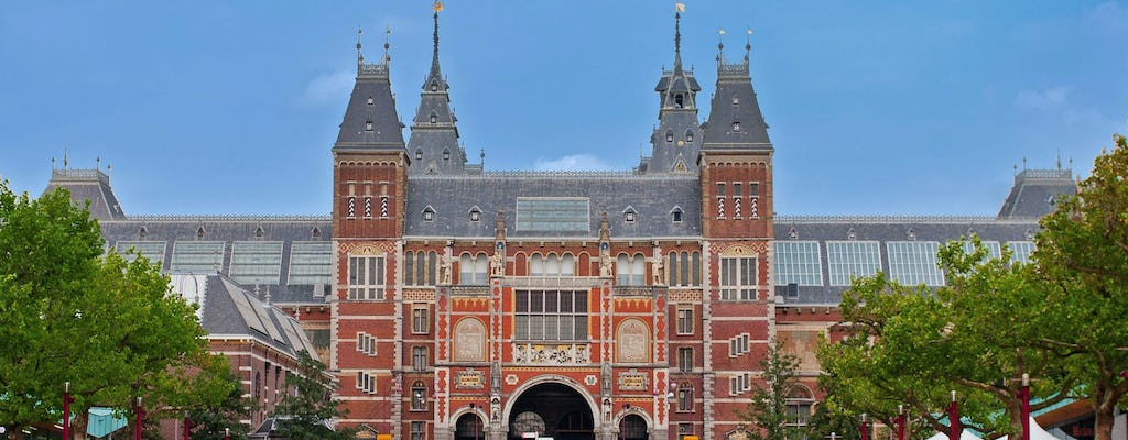 2-hour small-group Rijksmuseum guided tour