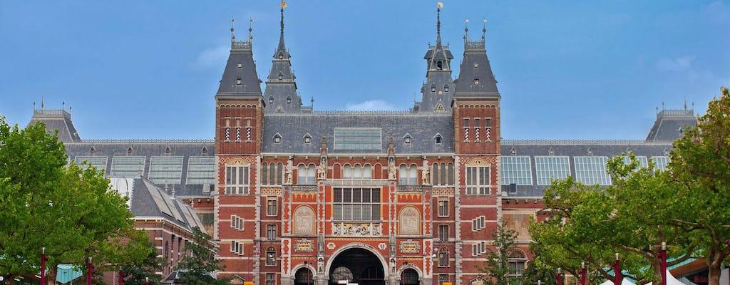 Visite guidée du Rijksmuseum en petit groupe de 2 heures